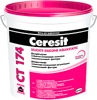 Штукатурка Ceresit CT 174 Фактура