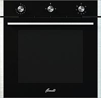 Газовый духовой шкаф Fornelli FGA 60 Destro IX/BL / 00019730 -