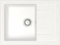 Мойка кухонная Berge BR-5850 (белый) -