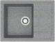 Мойка кухонная Berge BR-5850 (графит) -