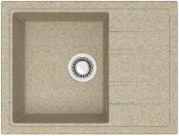Мойка кухонная Berge BR-5850 (песочный) -