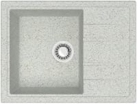 Мойка кухонная Berge BR-5850 (серый) -
