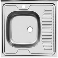 Мойка кухонная Ukinox STD600.600 5C 0L -