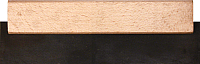 Шпатель Topex 13A620 (черный) -