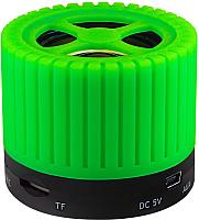 Портативная колонка Ginzzu GM-988G (зеленый) -