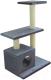 Комплекс для кошек UrbanCat K96-03-02 (темно-серый) -