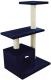 Комплекс для кошек UrbanCat K96-03-08 (темно-синий) -