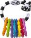 Погремушка Playgro Зебра / 0184558 (с прорезывателем) -