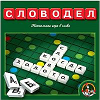 Настольная игра Десятое королевство Словодел / 00309 -