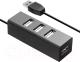 USB-хаб Ginzzu GR-474UB -