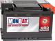 Автомобильный аккумулятор Monbat A90B5W0_1 низкий (110 А/ч) -