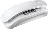 Проводной телефон Texet TX-215 (белый) -