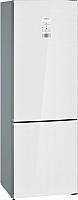 Холодильник с морозильником Siemens KG49NSW2AR -
