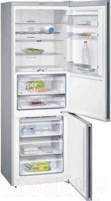 Холодильник с морозильником Siemens KG49NSW2AR