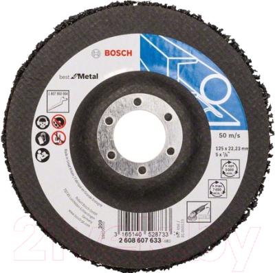 Обдирочный круг Bosch 2.608.607.633