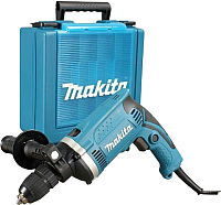 Профессиональная дрель Makita HP1631K -