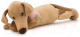 Мягкая игрушка Orange Toys Собака Миа лежачая 35 / 7651/35 -