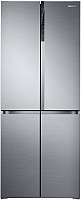 Холодильник с морозильником Samsung RF50K5920S8/WT -