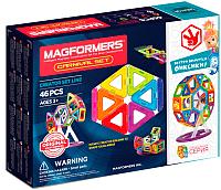 Конструктор магнитный Magformers Fixie Carnival Set / 703001 (46эл) -