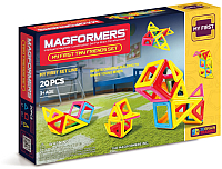 Конструктор магнитный Magformers My First Tiny Friend set / 702004 (20эл) -