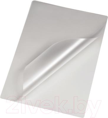 Пленка для ламинирования WF А3, 60мкм ПЭТ (глянец)