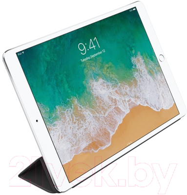 Чехол для планшета Apple Leather Smart Cover for iPad Pro 10.5 Black (MPUD2)