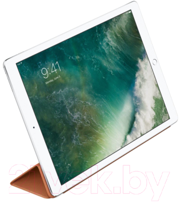 Чехол для планшета Apple Leather Smart Cover for iPad Pro Saddle Brown / MPV12