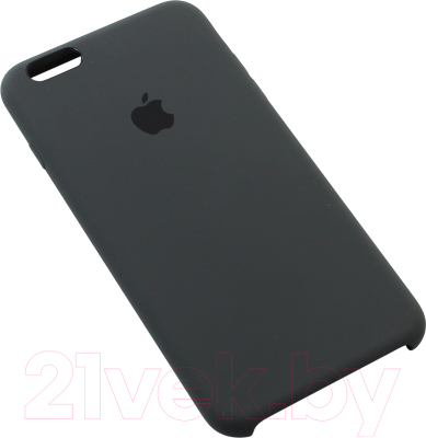 Чехол-накладка Apple Silicone Case для iPhone 6s Plus Charcoal Gray / MKXJ2