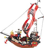 Конструктор Sluban Мстительная королева морей / M38-B0127 (379эл) -