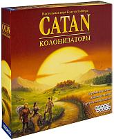 Настольная игра Мир Хобби Колонизаторы (4-е русское издание) -