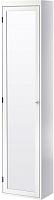 Шкаф-пенал для ванной Ikea Силверон 103.690.59 (белый) -