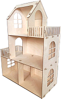 Кукольный домик POLLY Чудо-дом Лайт ДК-2Л -