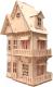 Сборная игрушка POLLY Кукольный домик ДК-1 -