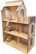 Кукольный домик POLLY Eco дом ДК-1-004 -