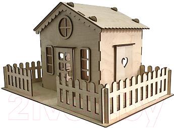 Кукольный домик POLLY Бабушкин дом ДК-5