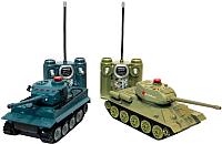 Набор радиоуправляемых игрушек Huan Qi Танковый бой (HQ 555) -