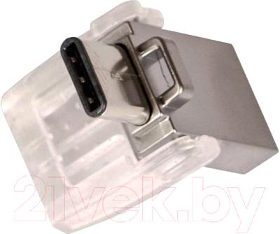 Usb flash накопитель Kingston DataTraveler microDuo 3C 32GB (DTDUO3C/32GB)