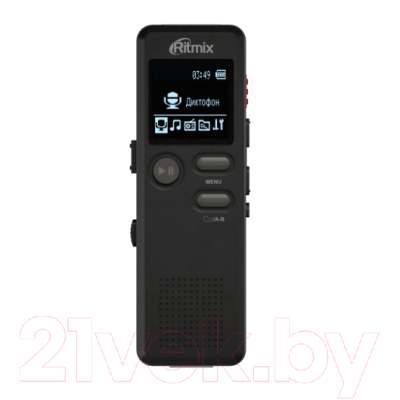 Цифровой диктофон Ritmix RR-610 4Gb