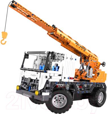 Конструктор управляемый CaDa Подъемный кран / C51013W