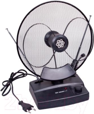 Цифровая антенна для тв Ritmix RTA-100 AV антенна ritmix rta 101 av black