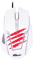 Мышь Ritmix ROM-350 (белый) -