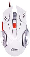 Мышь Ritmix ROM-355 (белый) -