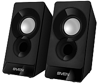 Мультимедиа акустика Sven 300 (черный) -
