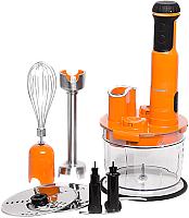 Блендер погружной Oursson HB6040/OR (оранжевый) -