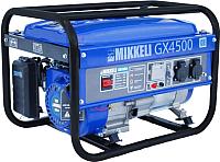 Бензиновый генератор Mikkeli GX4500 -