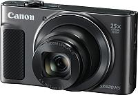 Компактный фотоаппарат Canon Powershot SX620 HS BK / 1072C014 (черный) -