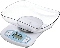 Кухонные весы Sakura SA-6052S (серебристый) -