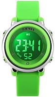 Часы наручные детские Skmei 1100-1 (зеленый) -