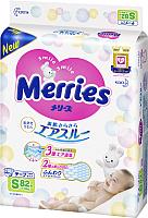Подгузники детские Merries S (82шт) -