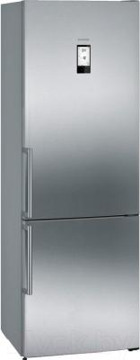 Холодильник с морозильником Siemens KG49NAI2OR